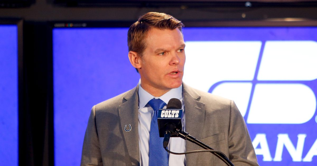 Is Chris Ballard to blame for the Colts' wide receiver woes?