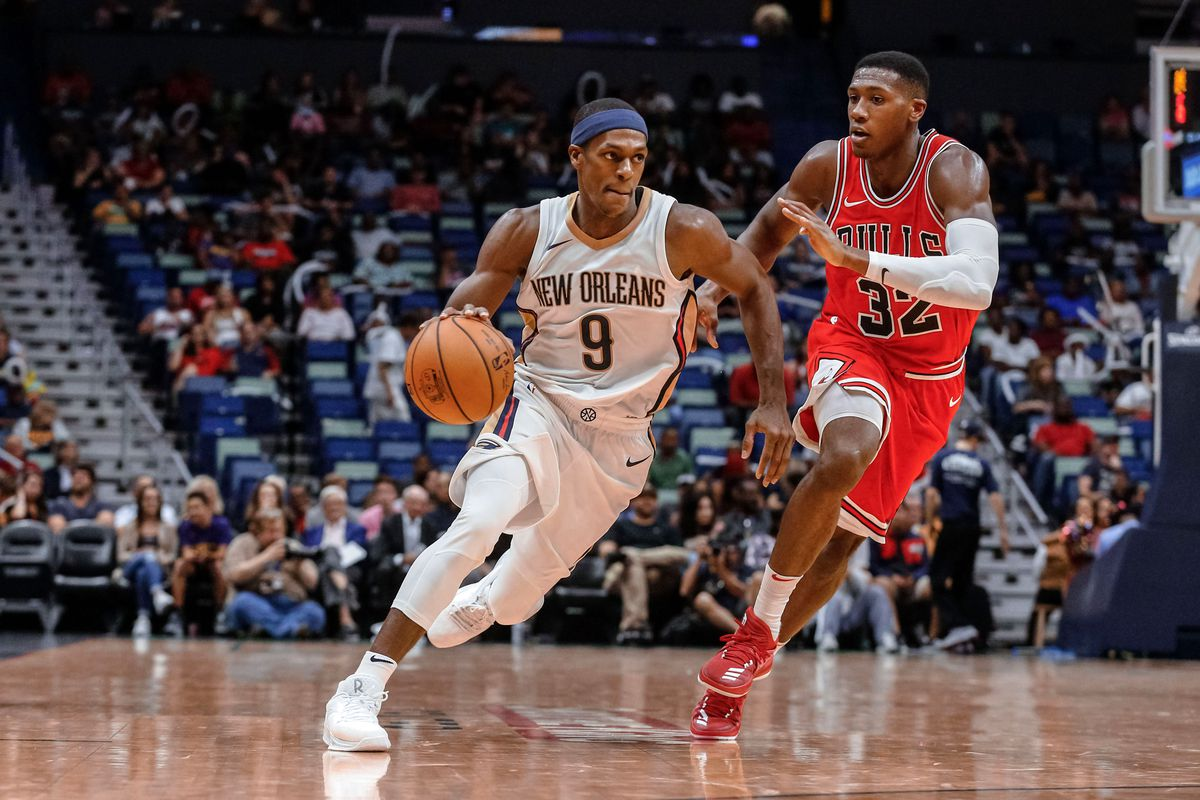 New Orleans Pelicans plan to utilize committee approach at point guard  during Rajon Rondo s absence 8648cda29