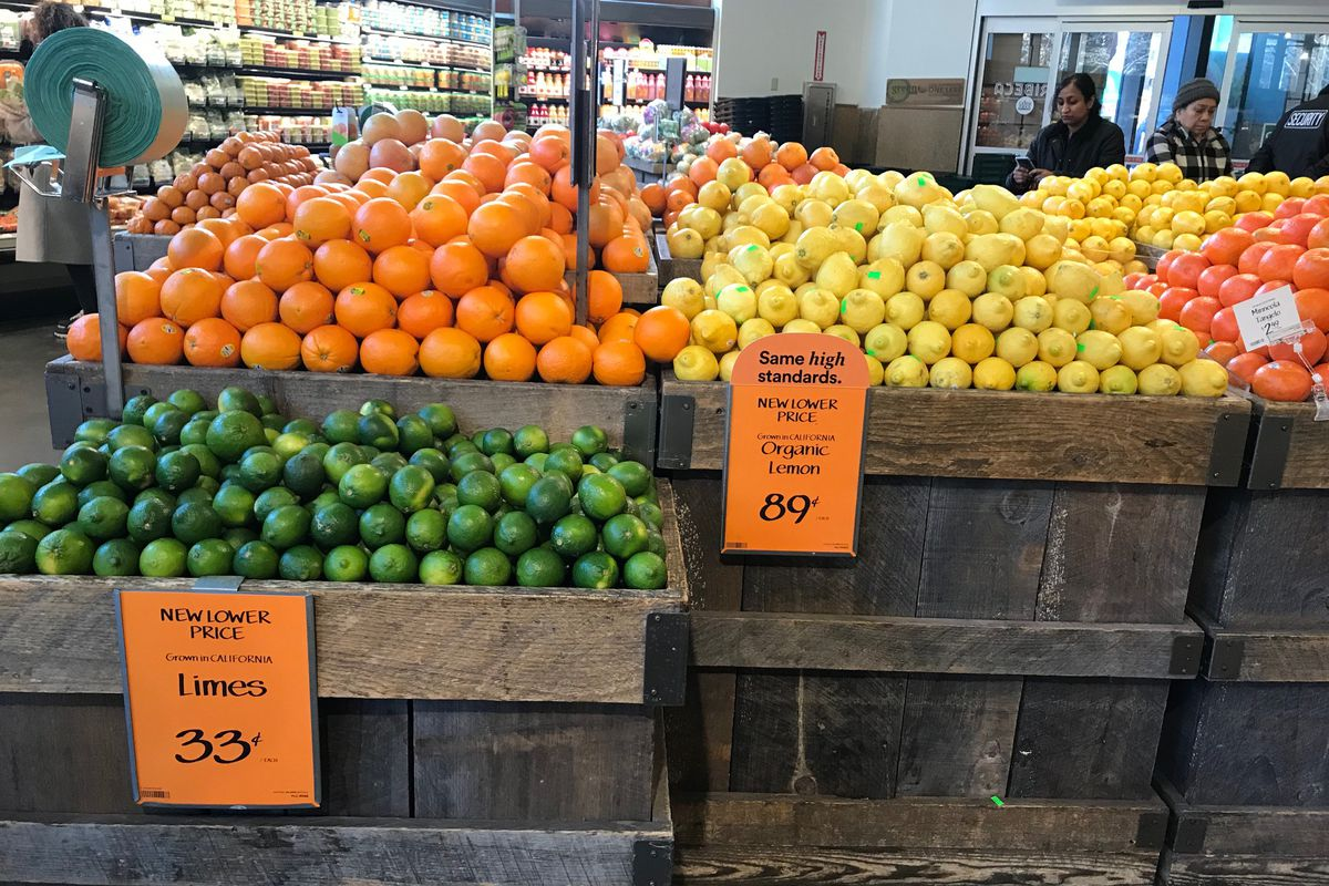 Amazon is slashing prices at Whole Foods - Vox