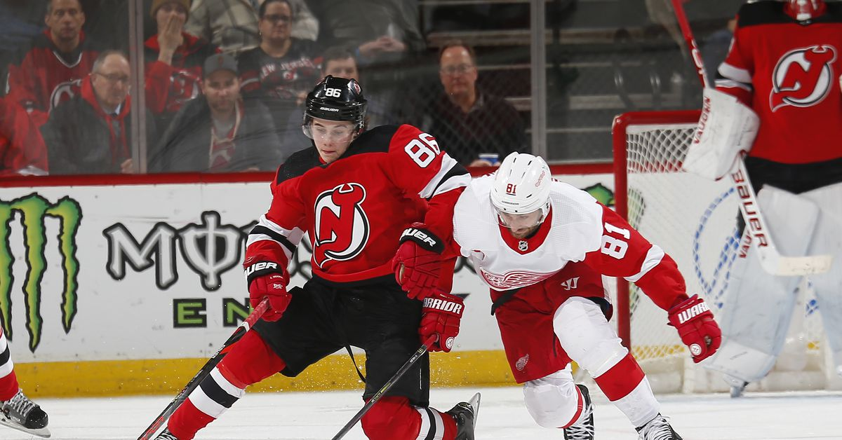 Devils Going All-In on Jack Hughes, Is That Wise?