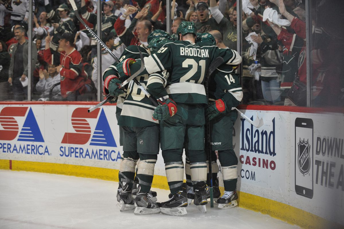 As the Minnesota Wild take on the Chicago Blackhawks, there are three goals they should keep in mind.