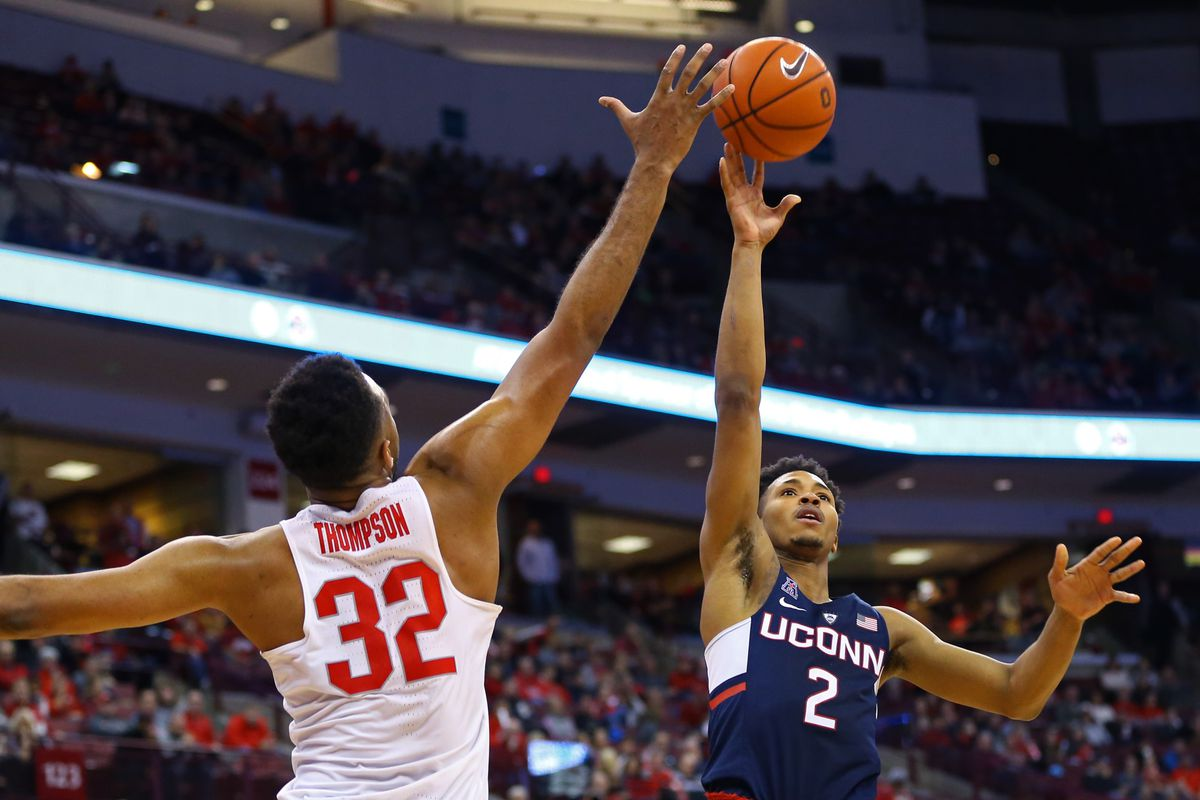 NCAA Basketball: Connecticut at Ohio State