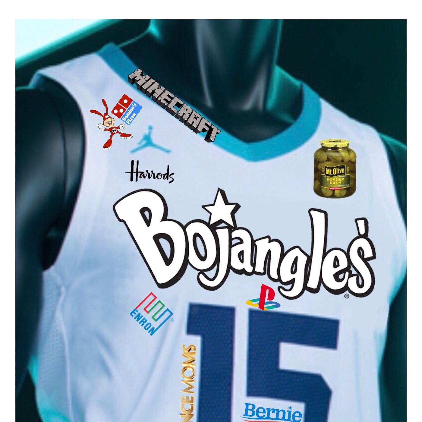 reputable site b5819 b224b These logos won't end up on the Hornets jerseys, but they ...