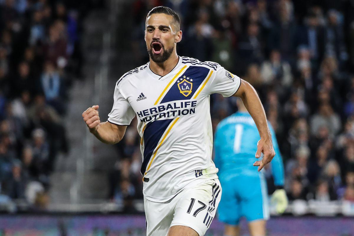 MLS: MLS Cup Playoffs-Round One-LA Galaxy at Minnesota United FC