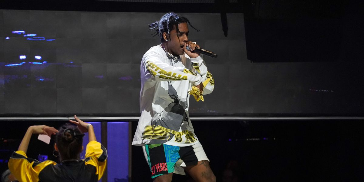 Trump expresses support for release of detained rapper A$AP Rocky from Swedish jail