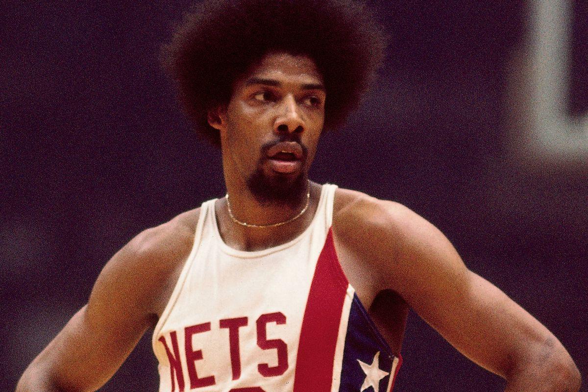 New Jersey Nets: Julius Erving