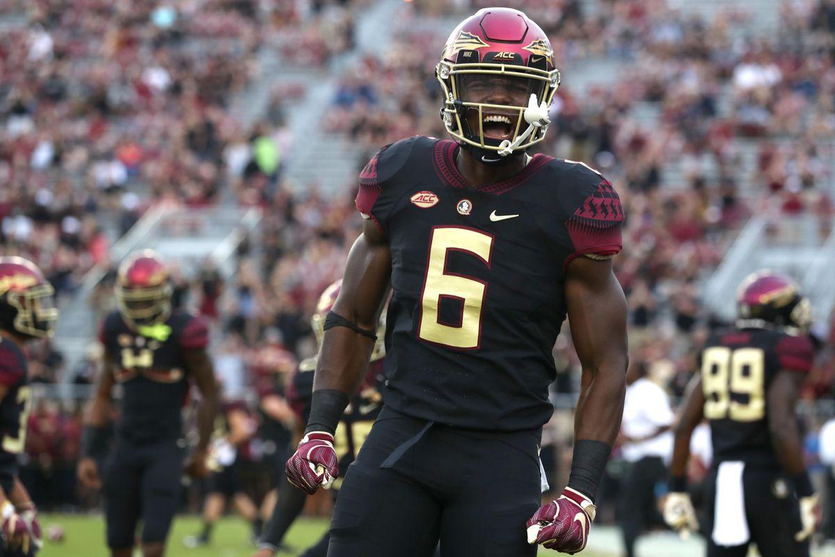 the best attitude 6fbc1 00ba6 FSU's all-black uniforms vs. Virginia Tech are just fine ...
