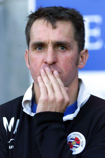 Soccer - Nationwide League Division Two - Play Off - 2nd Leg - Reading v Wigan Athletic - Madejski Stadium