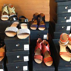 Flats and heels, $75-$175.