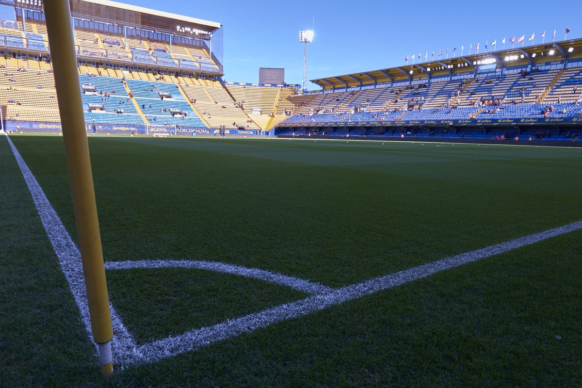 SOCCER: NOV 04 La Liga - Levante UD at Villarreal CF