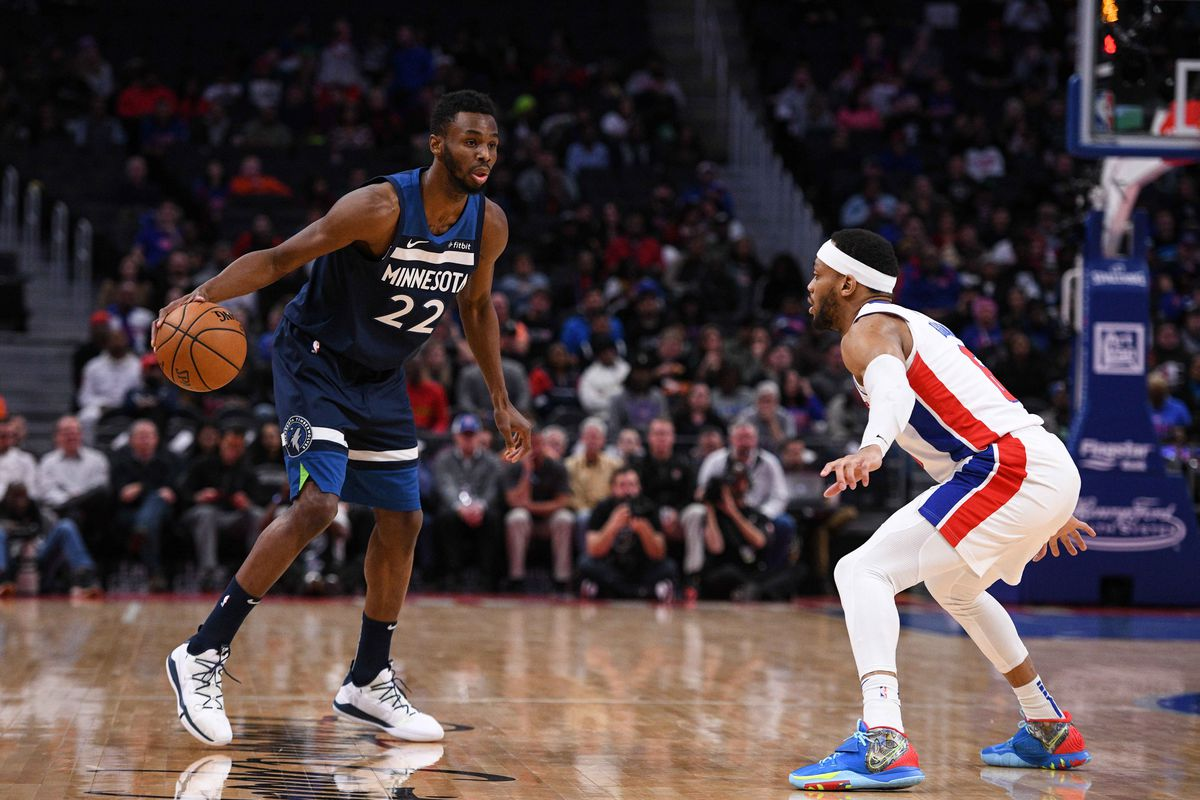 Pistons Vs Timberwolves Final Score If Pistons Can T Defend