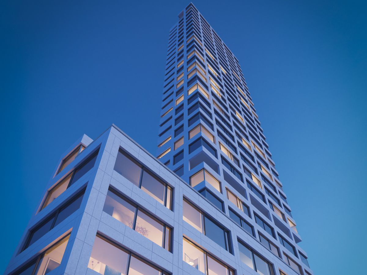 New York architecture: NYC buildings designed by