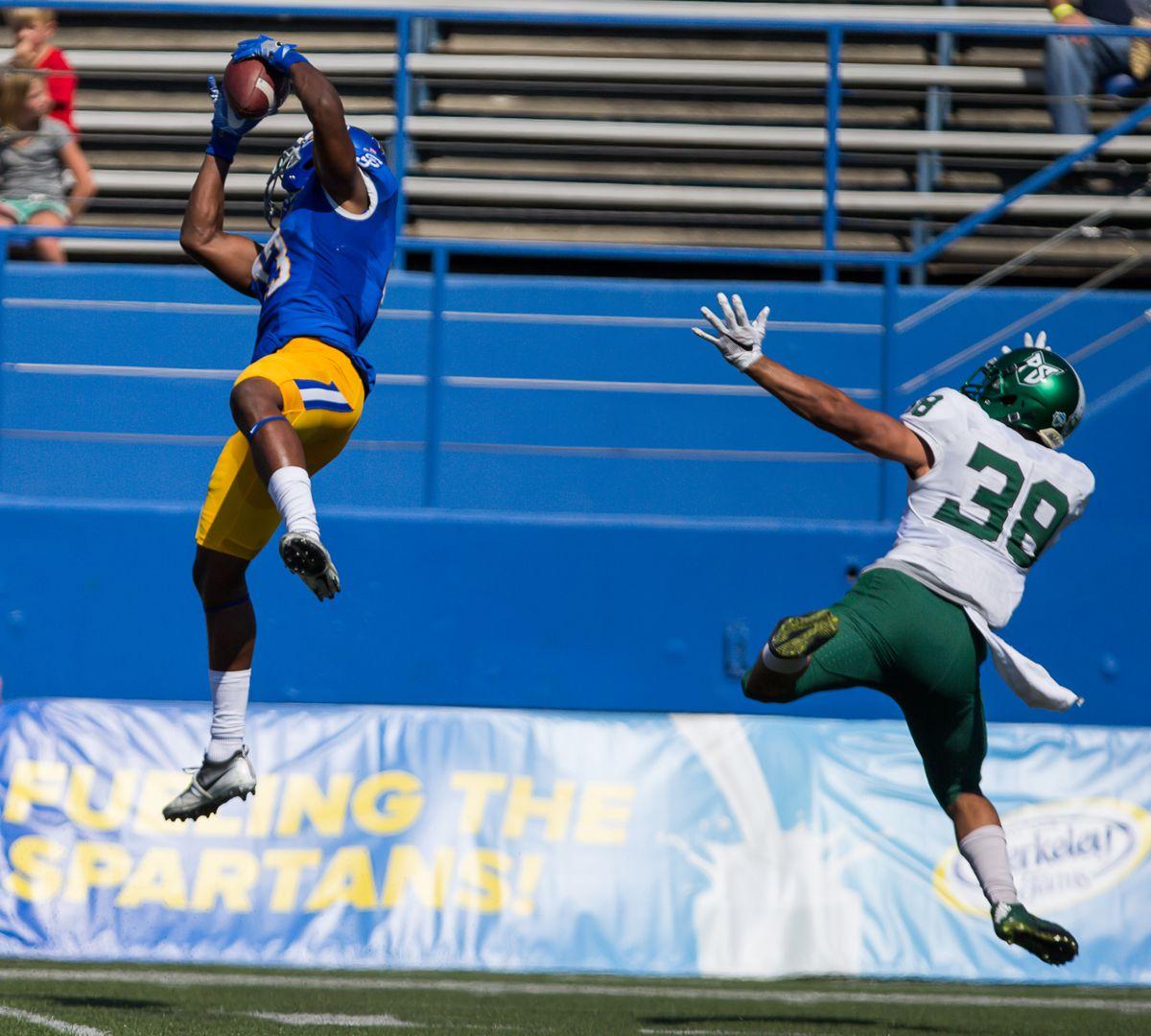 NCAA Football: Portland State at San Jose State