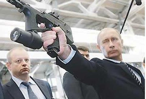 50 Pictures Of Vladimir Putin Looking Like A Complete Badass