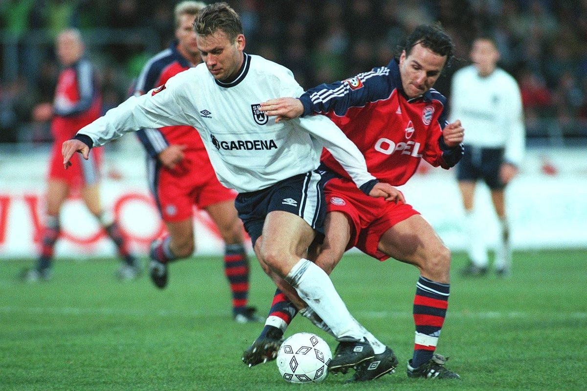 SSV ULM - FC BAYERN MUENCHEN 0:1