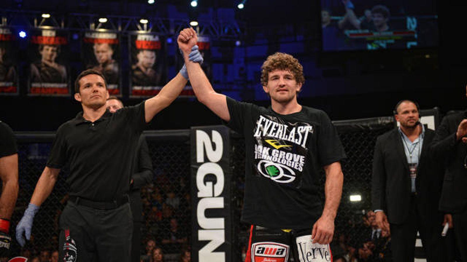 The MMA Hour - 211 - Ben Askren - MMA Fighting