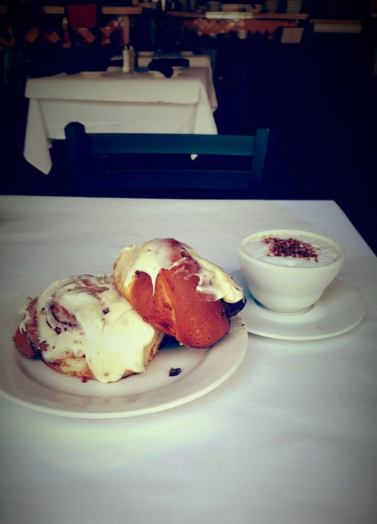 Cafe Roo Pinehills Menu