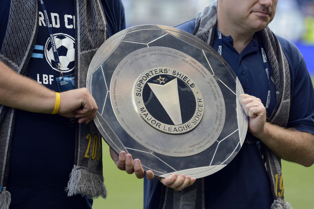 The MLS Supporter's Shield comes standard with two arms, four hands, and two floating torsos (and half a face).
