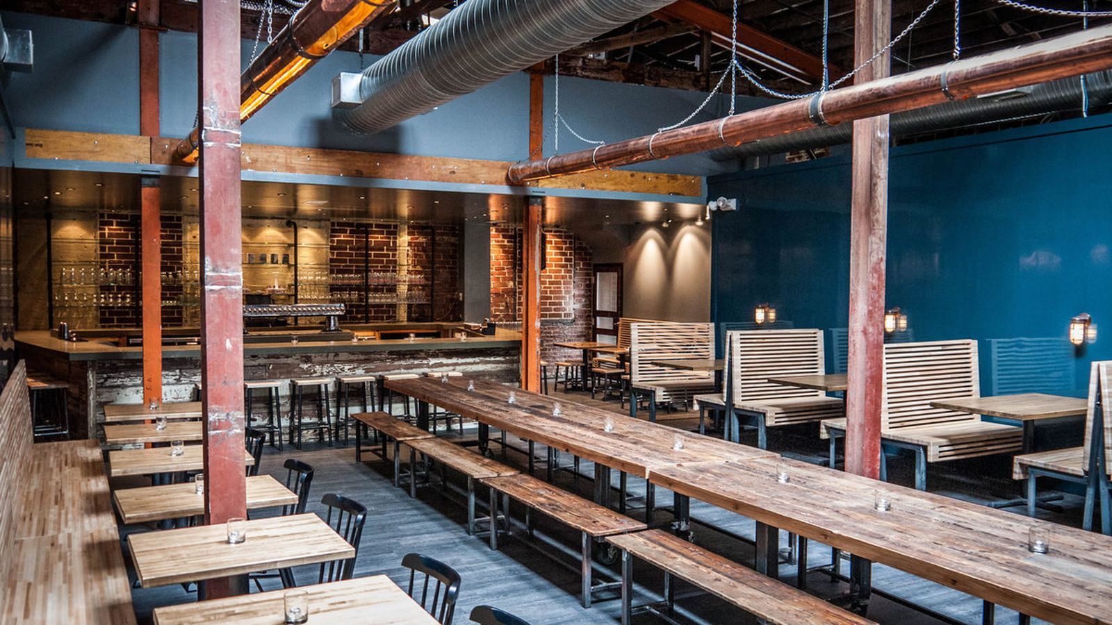 Offer Up San Diego >> Look Inside New Pizzeria Ammazza, Opening Tonight - Eater