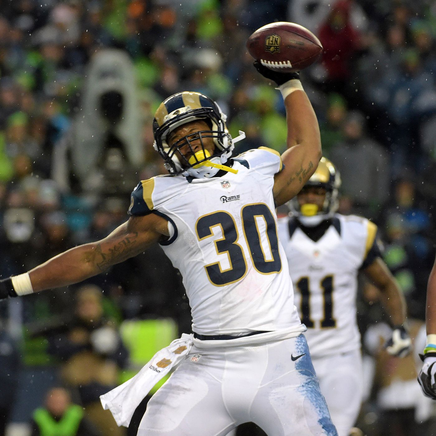 wholesale dealer 024c6 14254 St. Louis Rams: Todd Gurley May Miss the Season Finale In ...