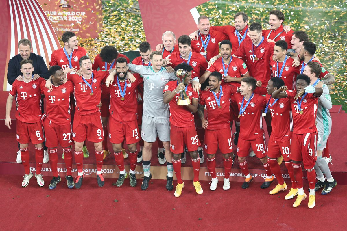 FIFA Club World Cup - FC Bayern Munich vs Tigres UANL