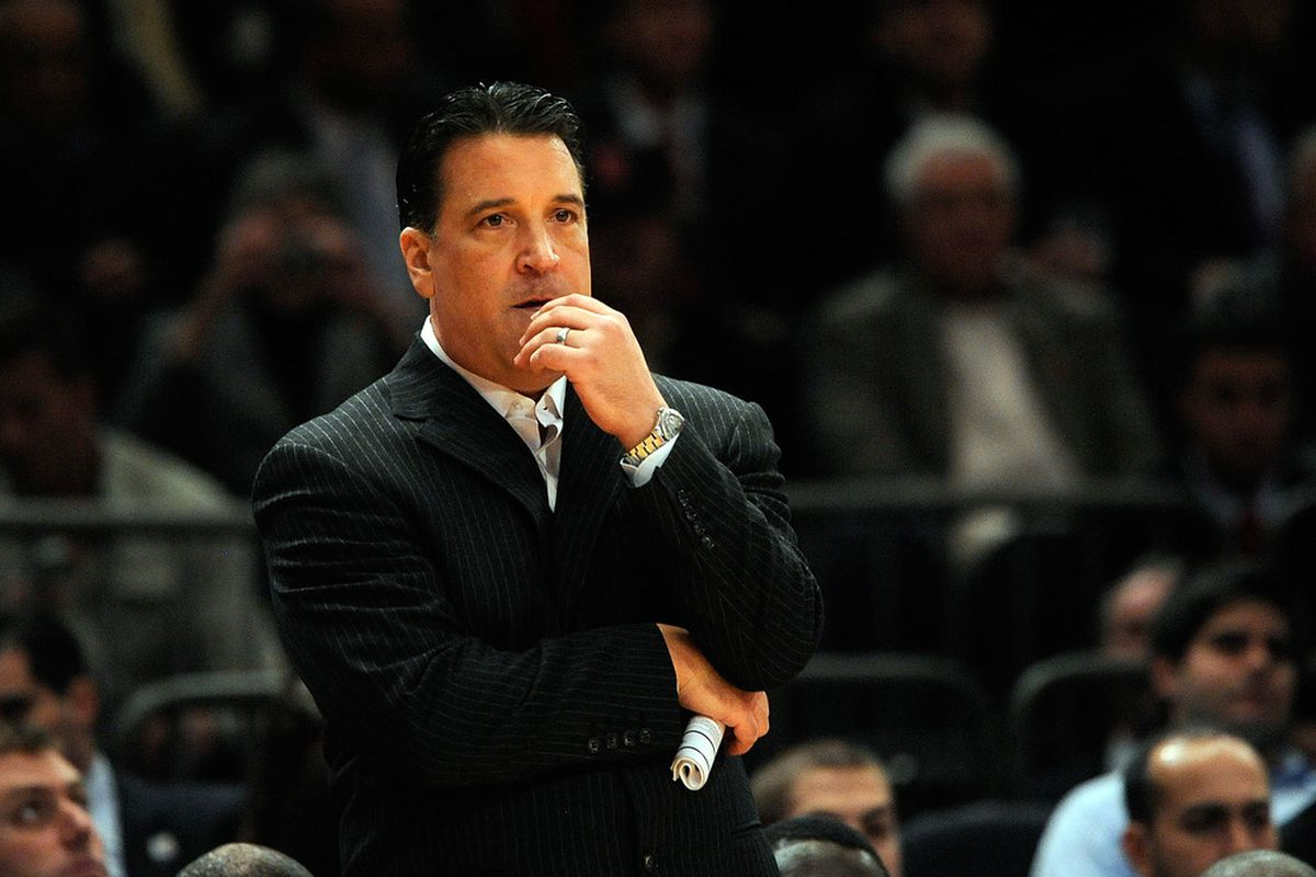 In his third year as head coach of St. John's, the expectations for <strong>Steve Lavin's </strong>young team will be greater than ever.