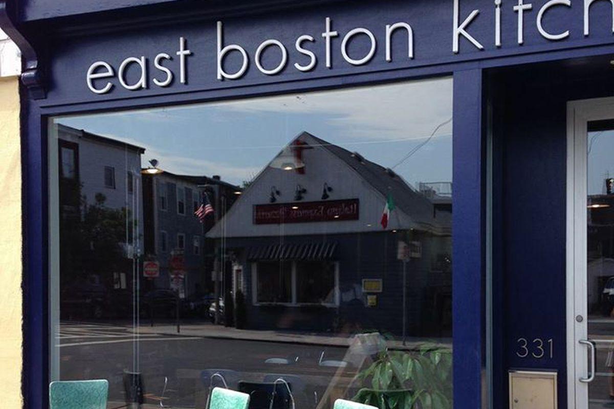 East Boston Kitchen