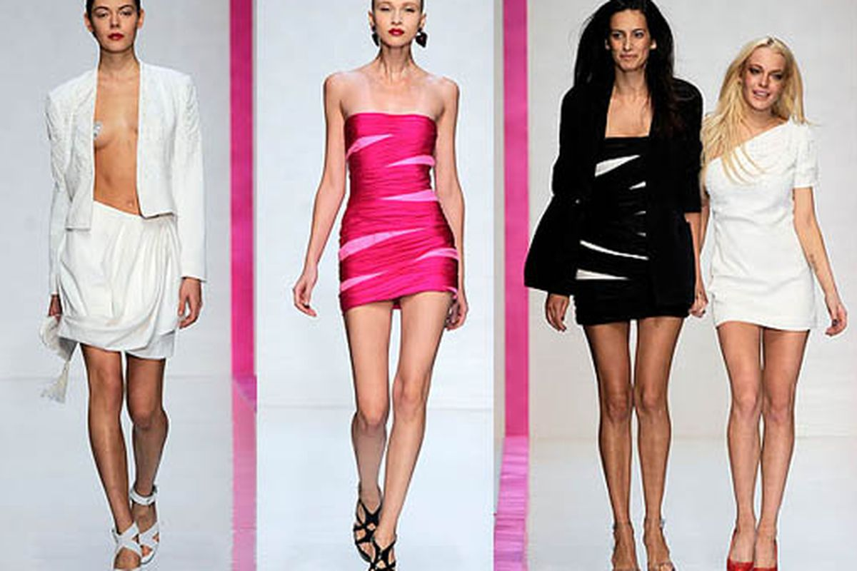 """Images via <a href=""""http://www.style.com/fashionshows/review/S2010RTW-UNGARO"""">Style.com</a>"""