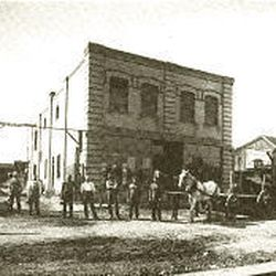 Bountiful Lumber was located at 65 W. 200 South in 1915. Four years later, the business was moved to its present site on Main Street.