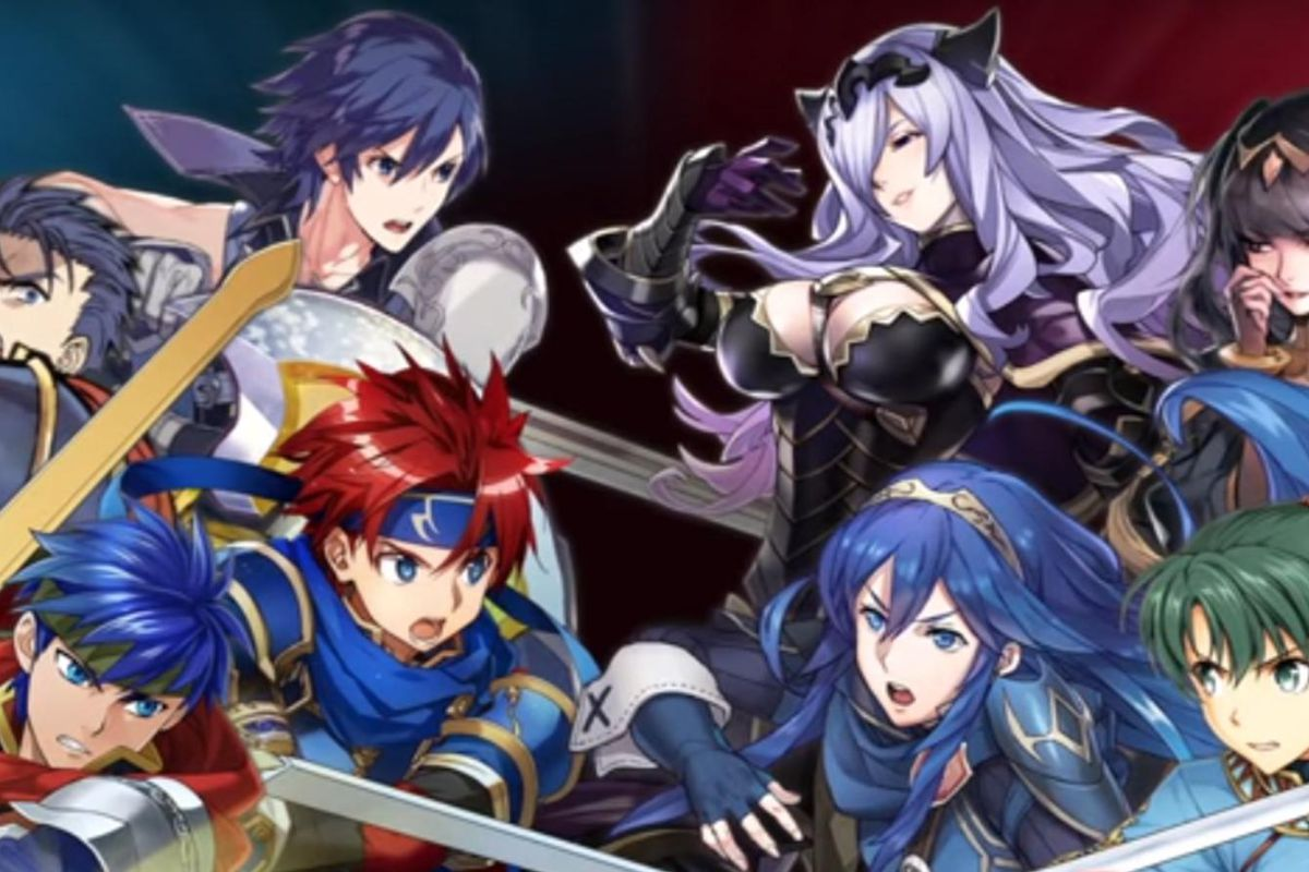 Fire Emblem Heroes Devs On Swimsuits Sacred Coins And Power Creep