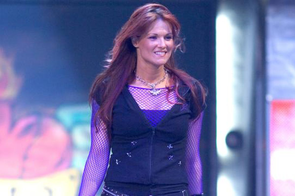 d8609ad22a952 This Day in Wrestling History (Apr. 14)  Happy Birthday Lita ...