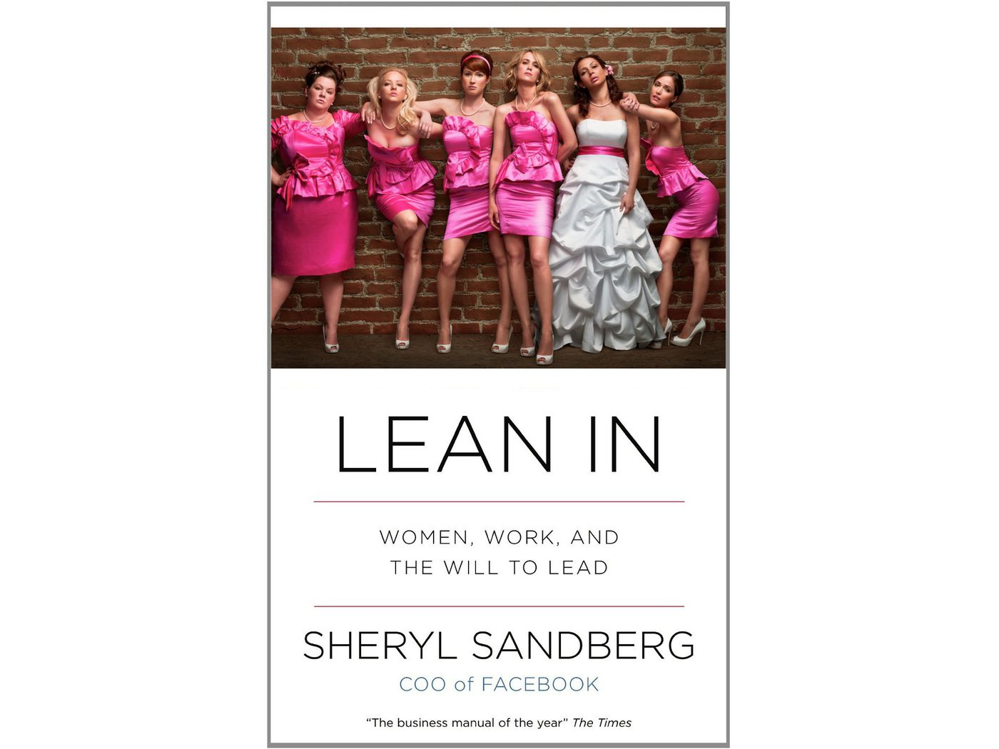 Lean In' movie written by Nell Scovell, based on Sheryl