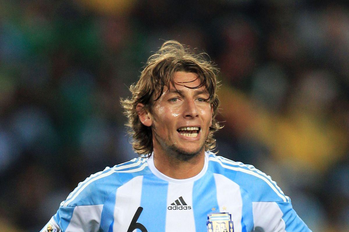 Argentina v Nigeria: Group B - 2010 FIFA World Cup