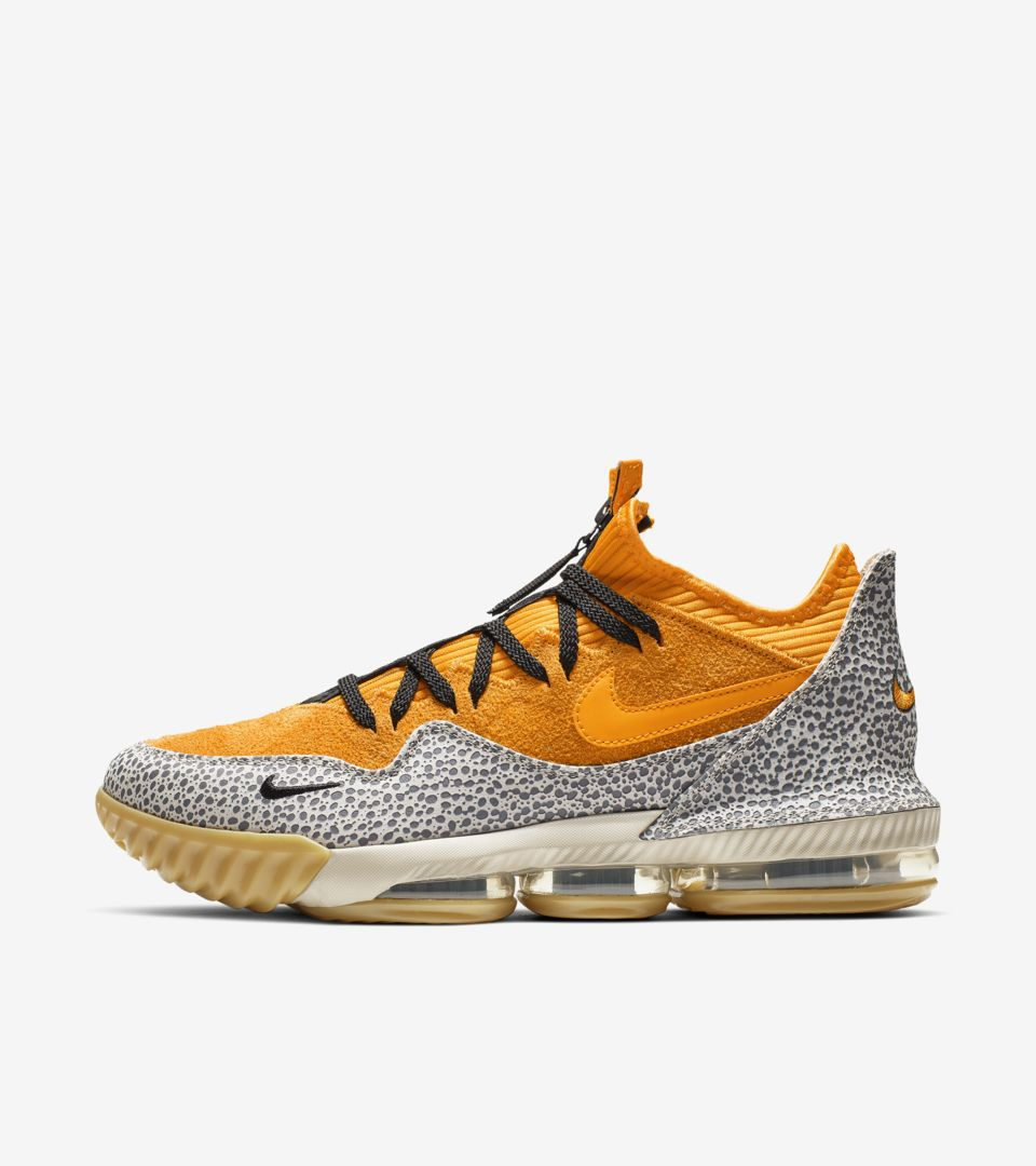 9f193ed27cdd The new Nike LeBron 16 Low will pay homage to a classic 2003 Air Max ...