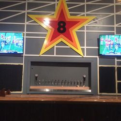 8th Wonder Brewery's new taproom.