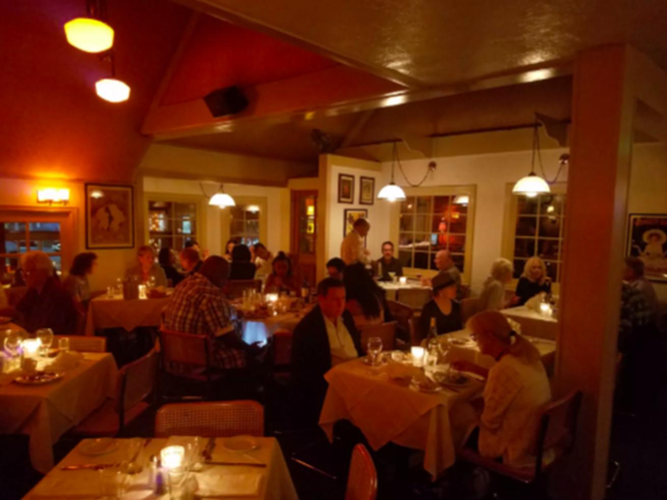 Cafe Bizou Sherman Oaks