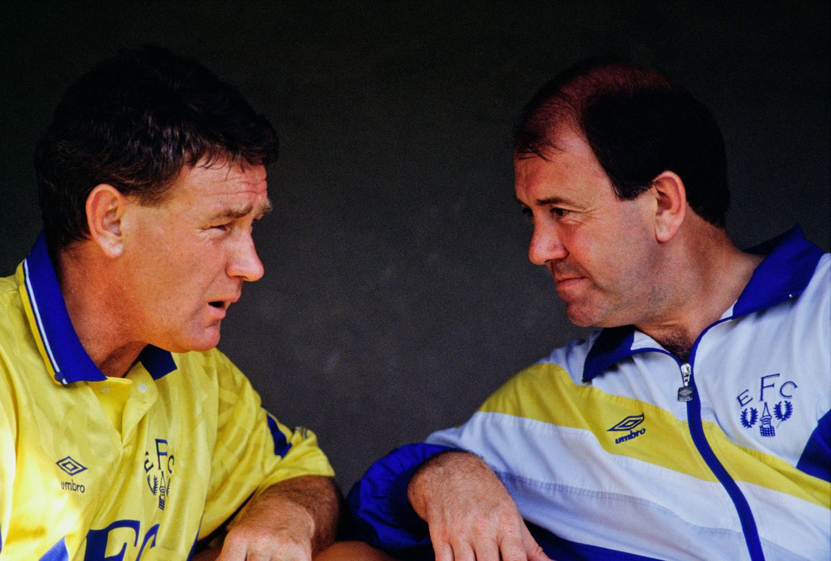 Everton Coach And Manager