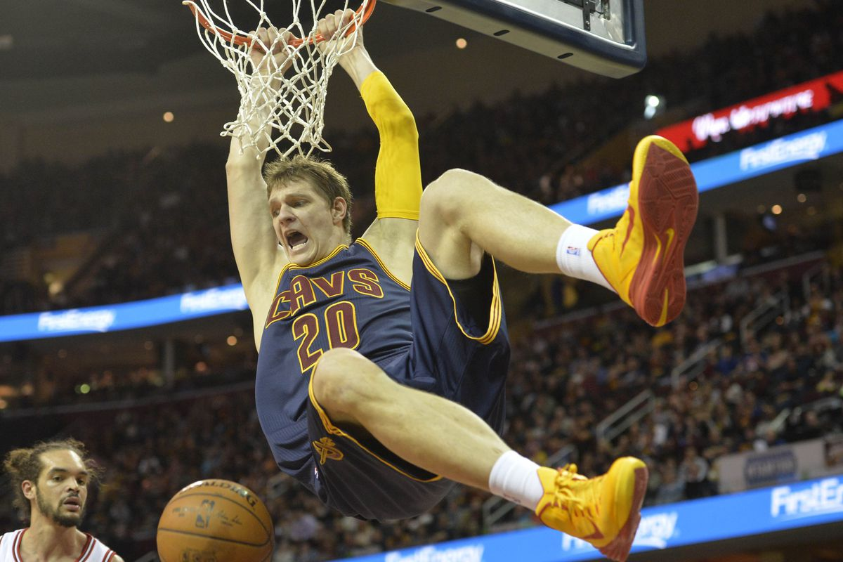 011843a0d06 How a shy kid from Russia became the man the Cavaliers needed ...