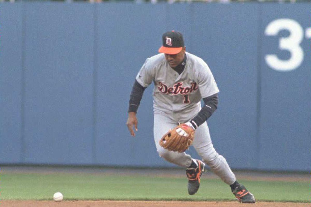 Longtime Tigers second baseman Lou Whitaker drew only 2.9 percent support in his only year on the Hall of Fame ballot.