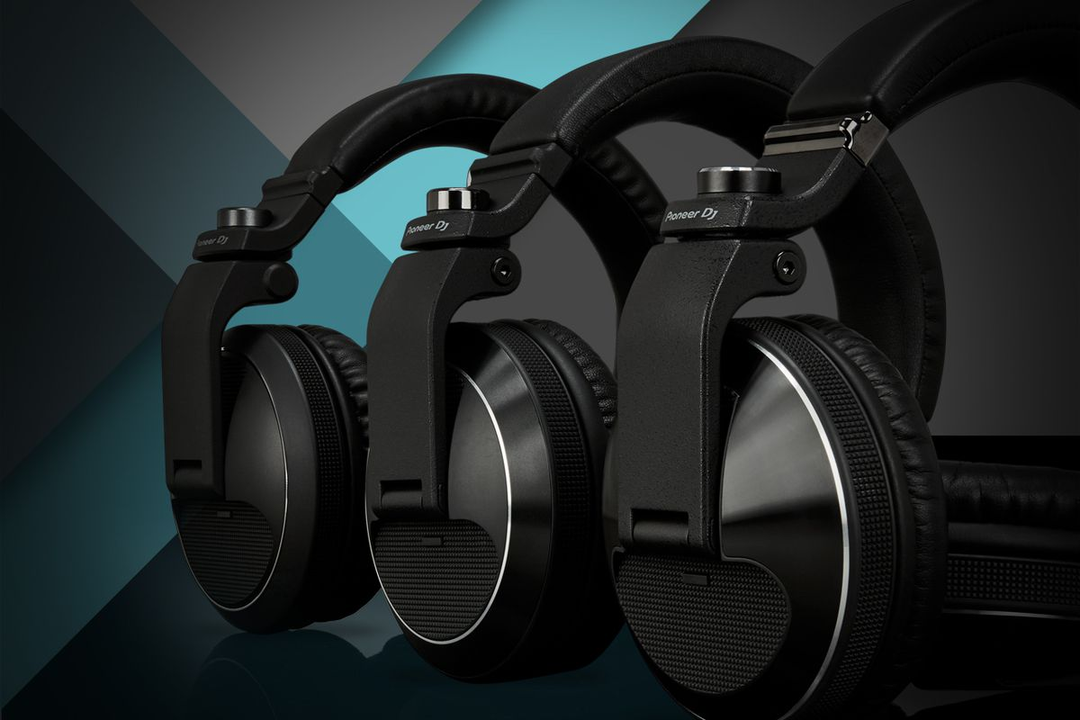 79d068a0512 Pioneer's new DJ headphones are probably over-engineered, but they're sweat  resistant