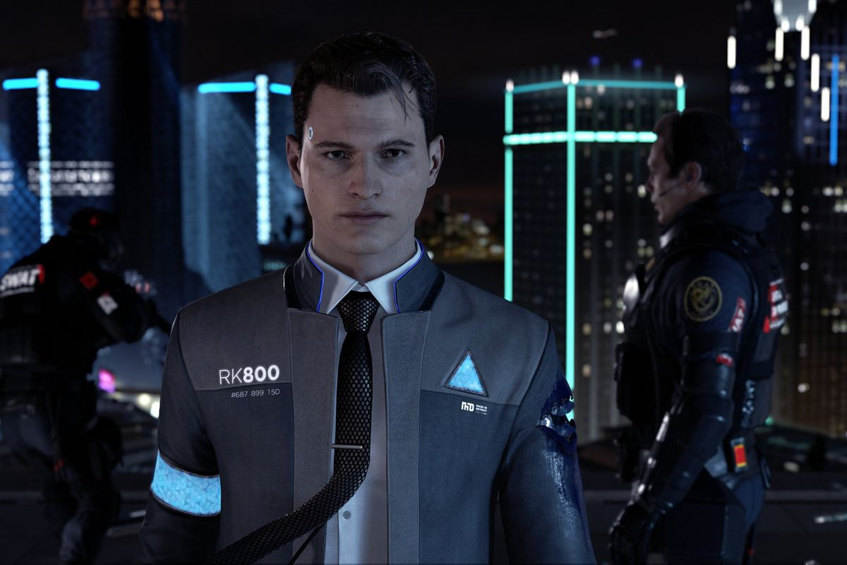 Become Human studio accused of sexism, racism