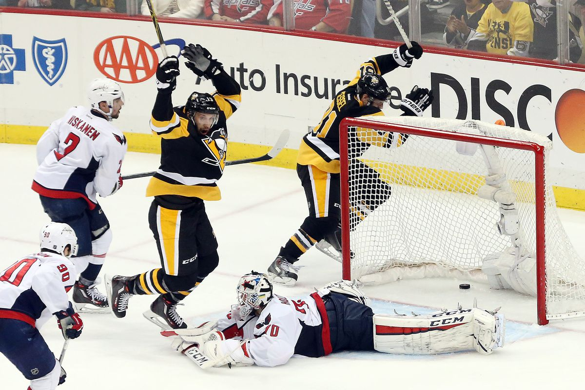 Penguins Eliminated Capitals in Game 6