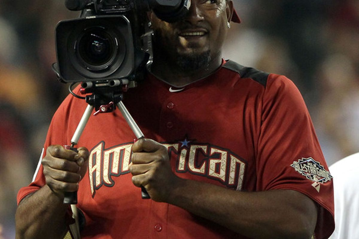 I cannot say unequivocally that Jose Valverde was not the D.P. SBNation's YouTube videos.