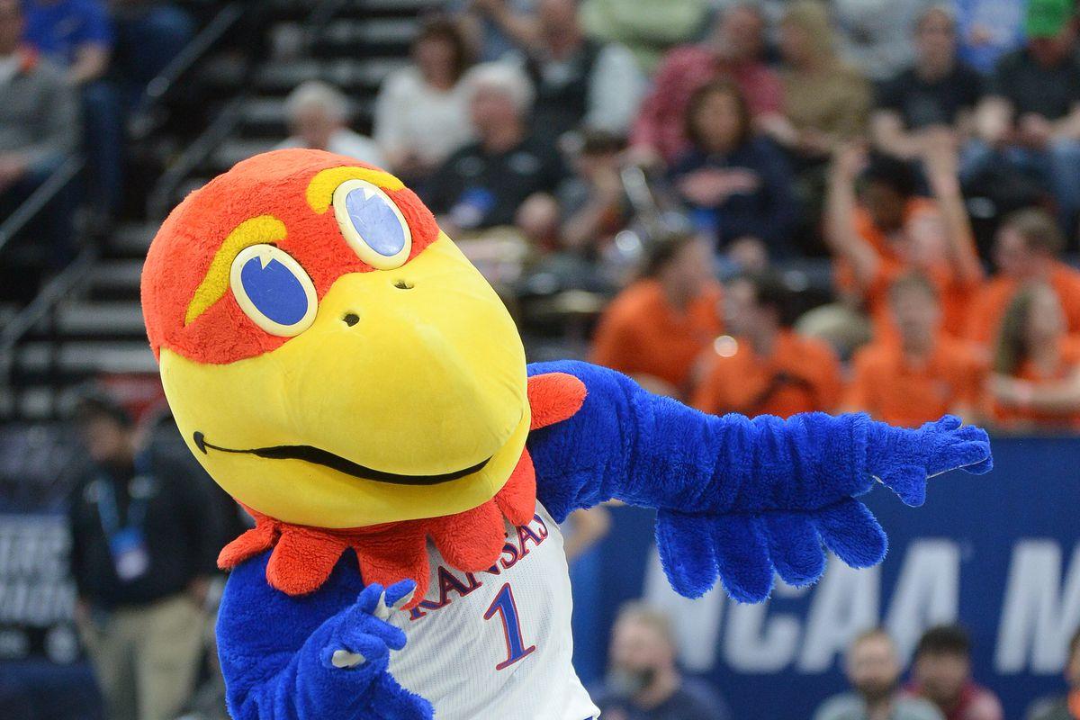 NCAA BASKETBALL: MAR 23 Div I Men's Championship - Second Round - Kansas v Auburn
