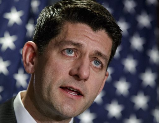 House Speaker Paul Ryan and other GOP leaders may be reluctant to revisit the health care issue. | Associated Press file photo