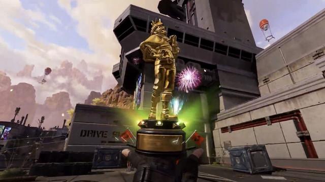 A trophy in Apex Legends