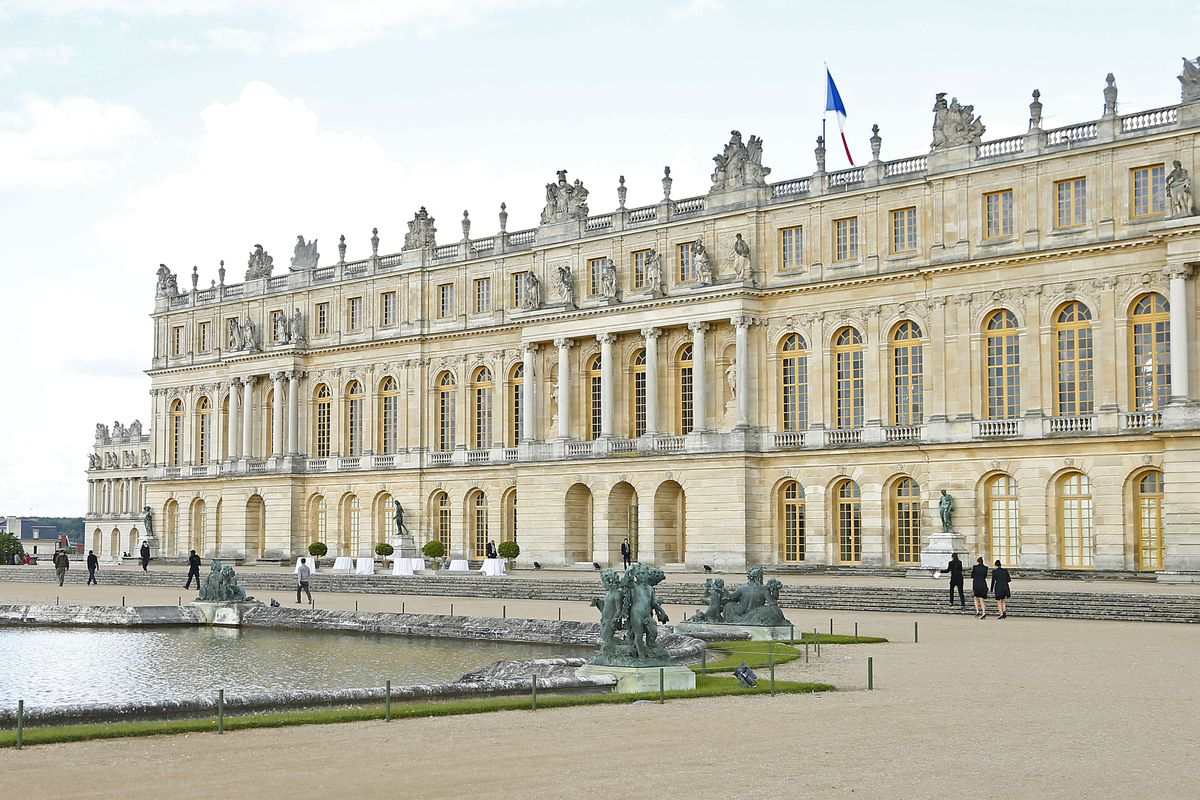 alain ducasse 39 s palace of versailles restaurant opens in september eater. Black Bedroom Furniture Sets. Home Design Ideas