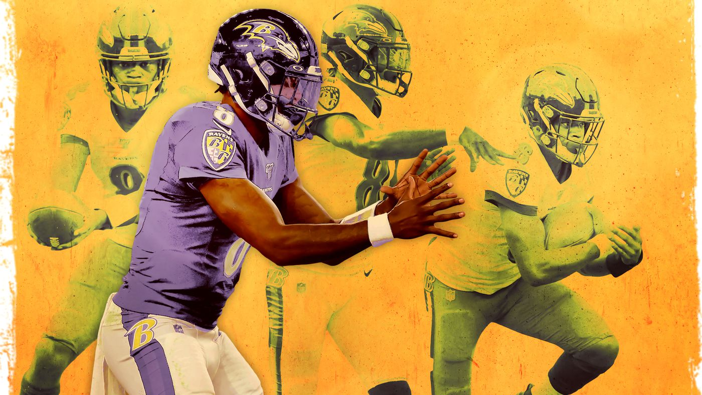 The Ravens Have Built the NFL's Most Terrifying—and Fun—Offense