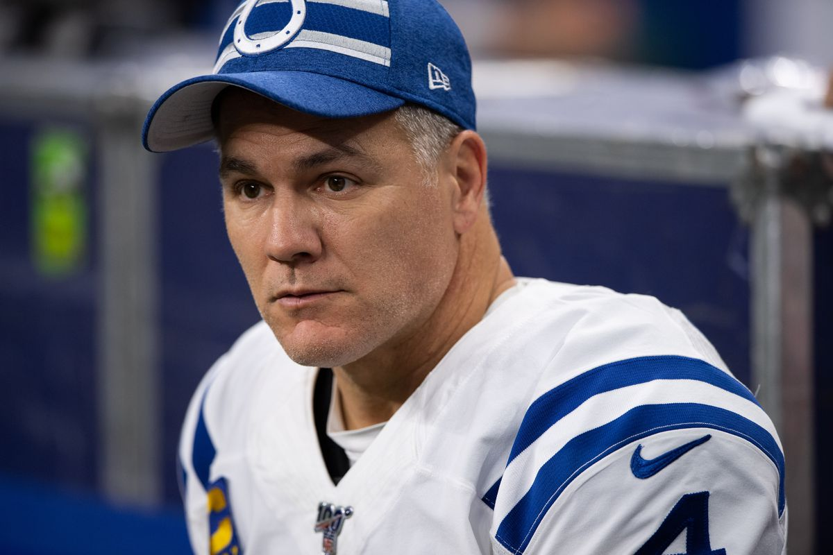 Colts rule T.Y. Hilton, Kenny Moore, and Adam Vinatieri OUT for Sunday