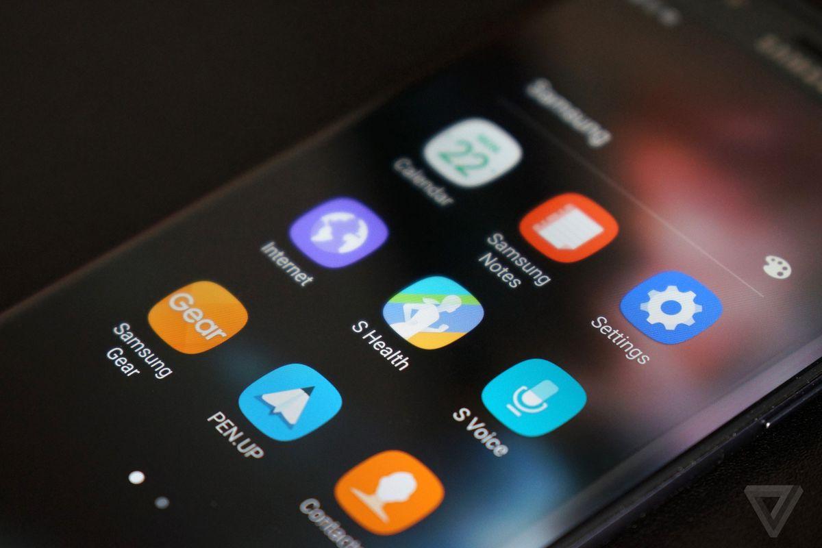 samsung s health app stock